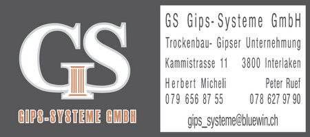 GS Gips-Systeme GmbH
